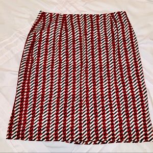 NWT Ann Taylor pencil skirt sz 12